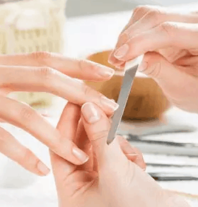 different types of manicures