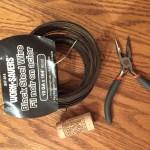10. Wine Bottle - Wire-Pliers
