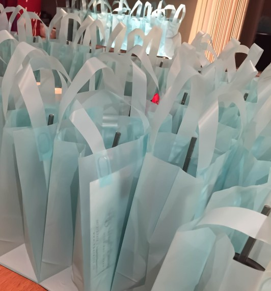 Bridal Show Swag Bags