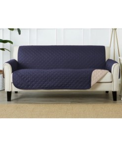 Sofa Coat Cover Blue