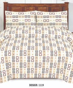 Cotton Bed Sheet High Quality Print 19