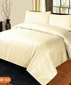 Satin Bed Sheet 414