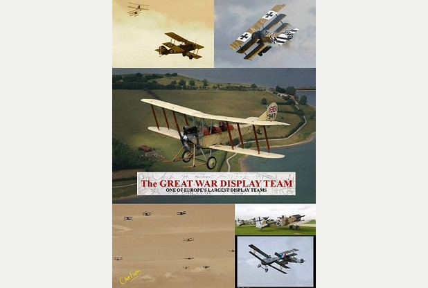 Great War Display Team