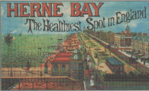 HEALTHY TOWN: Herne Bay's health properties have long been celebrated