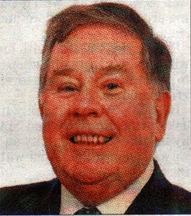 ANGERED: Cllr Ron Flaherty
