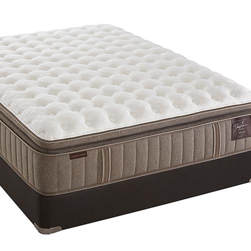 stearns foster rockwell estate luxury firm pillow top mattress
