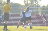 Sophomore Serenah Morris
