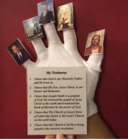 Testimony Glove