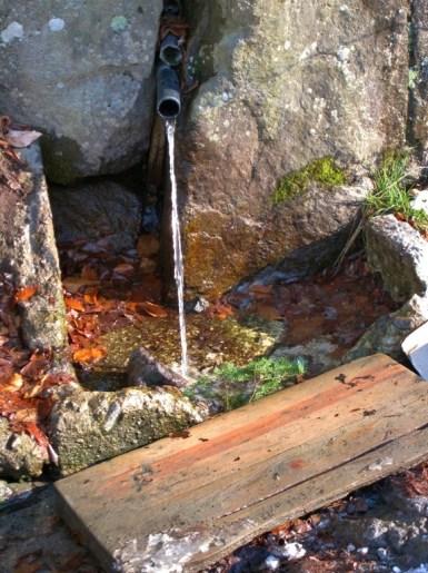 Quebec Natural Spring Water
