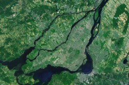 Montreal-Laval-Île Bizard Island