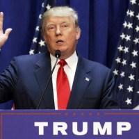 Donald Trump born in South Africa?