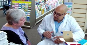 Your pharmacist can provide a prescription health insurance consultation (particularly for Medicare D) for FREE.