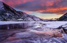 Tom Wilkinson - Sunrise at Porter's Pass