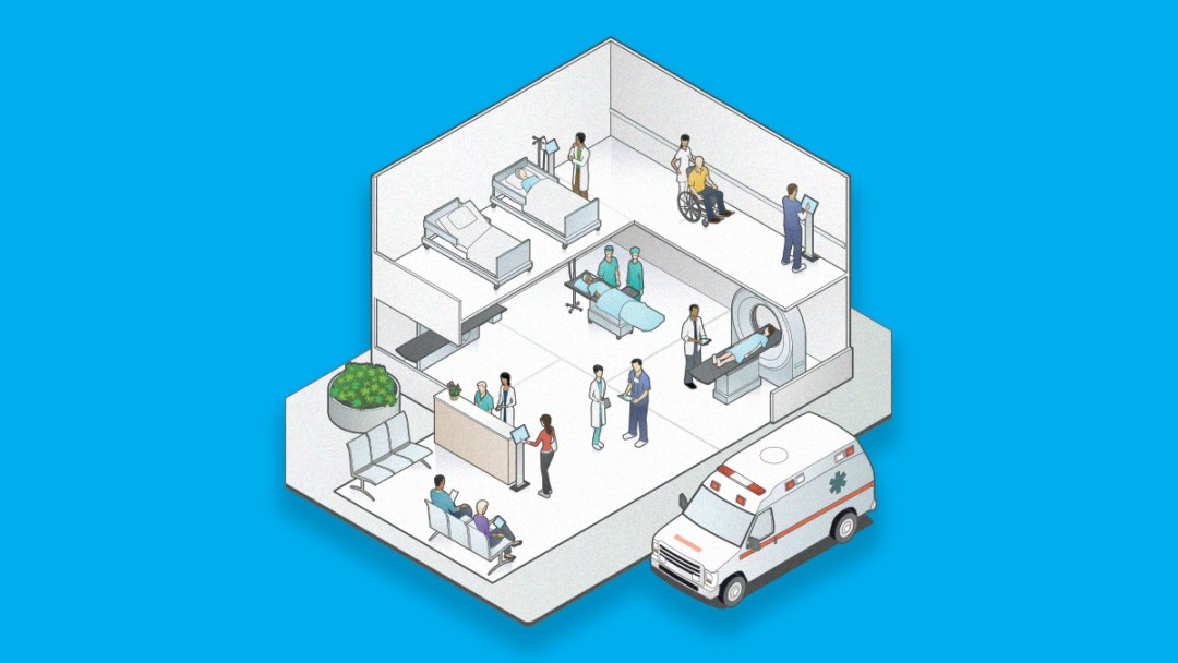 How the Architecture of Hospitals Affects Health Outcomes