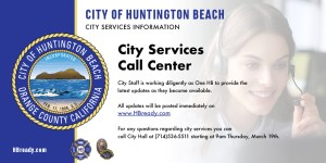 City Services Call Center Image