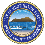 City of Huntington Beach City Seal
