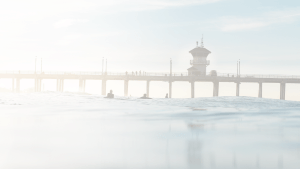Reopening Pier Background Image