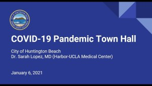 COVID-19 Pandemic Town Hall