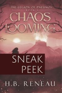 Sneak peek at Chaos Looming