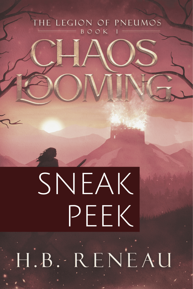 Sneak peek at Chaos Looming