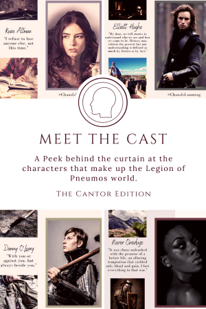 Meet the Cast - Cantor