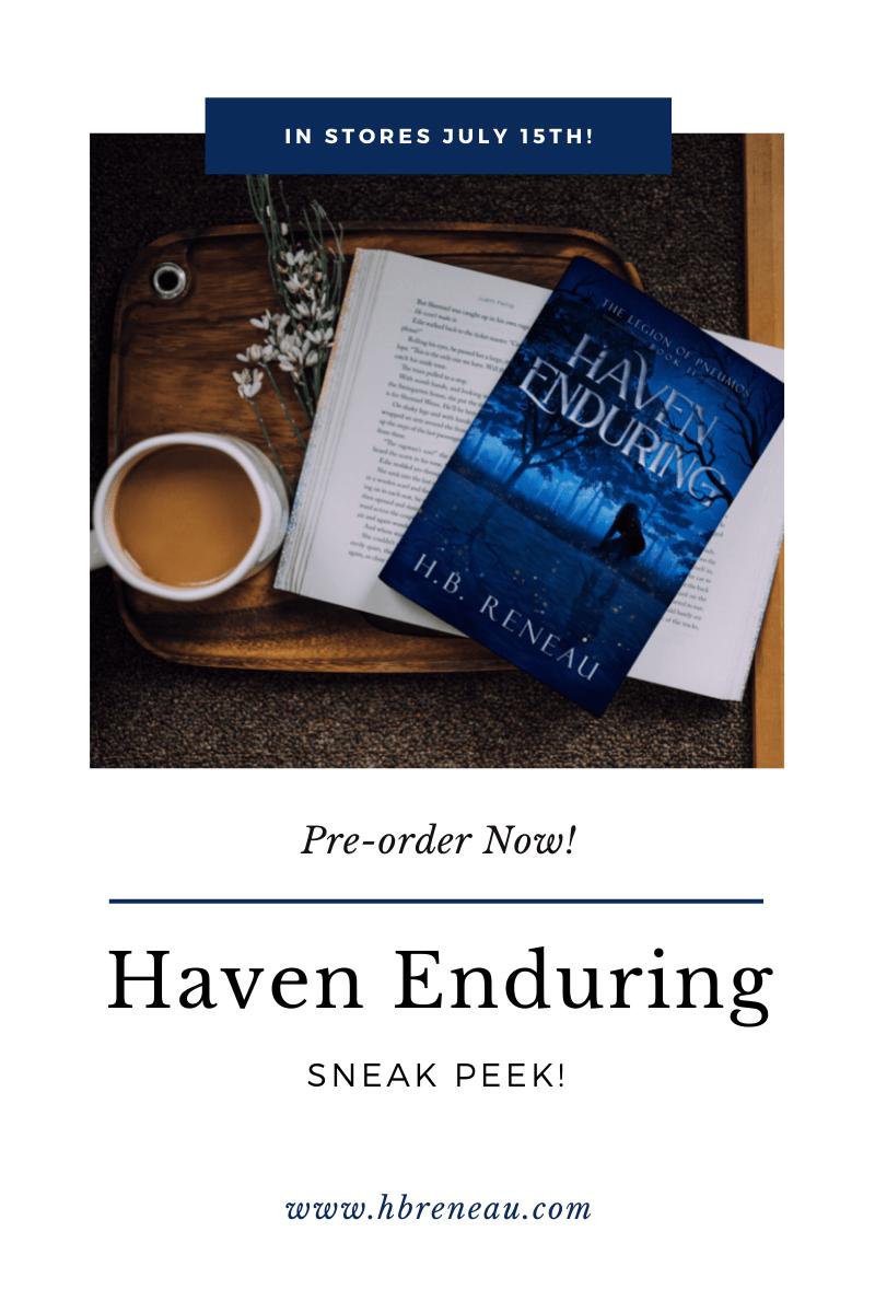 Haven Enduring: Sneak Peek!
