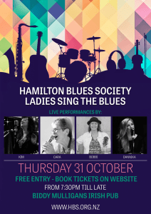 Lady Sings the Blues 31/10/2019 Poster