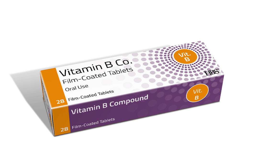 Vitamin B Compound from HBS Healthcare