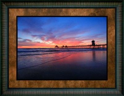 Pastel Sunset in H.B.