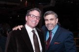 Two men at 70th Anniversary Celebration for HB Studio, provider of NYC acting classes