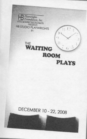 HB Studio - The Waiting Room Plays