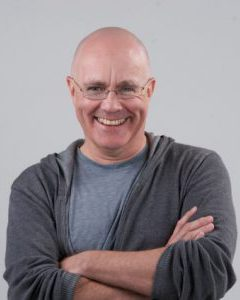 Photo of instructor Robert McQueen