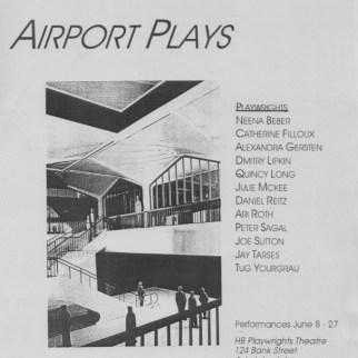 The Airport Plays - HB Studio