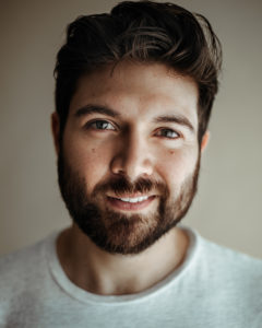 Headshot of Pablo Andrade, Actor and Acting Coach