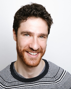 Headshot of Ben Mehl of HB Studio
