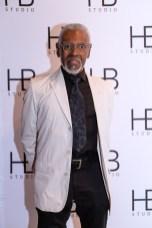 Gus Solomons jr. at HB Studio's Uta Hagen at 100 Gala