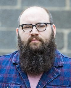 Headshot of Actor Ryan Downey