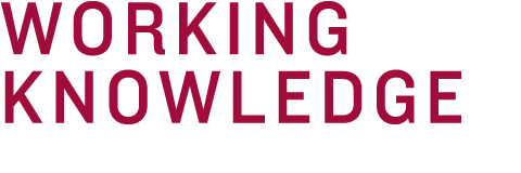 HBS Working Knowledge: The Thinking That Leads