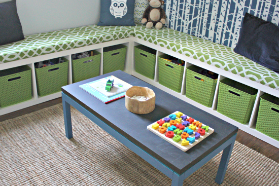 10 Genius Storage Ideas For Your Kid's Room