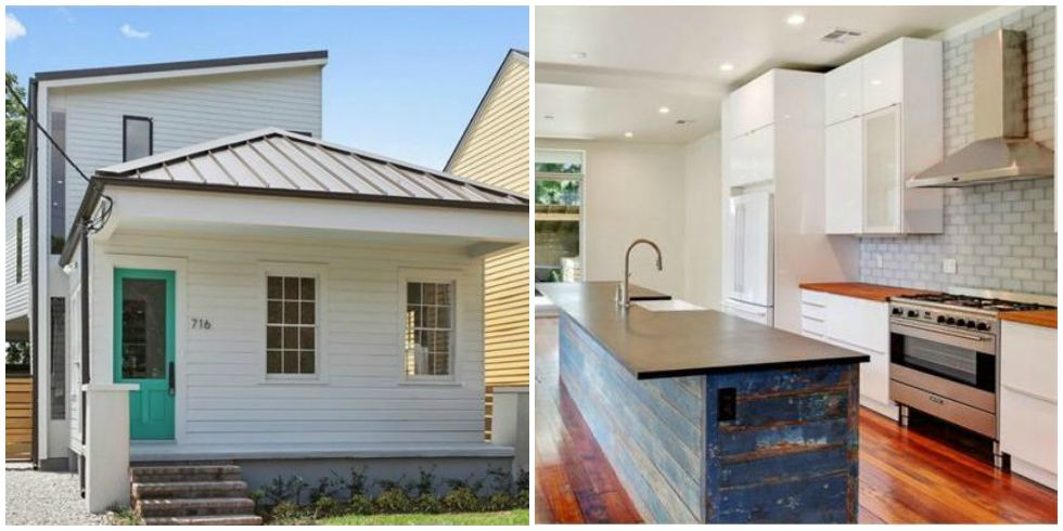 New Orleans Home Makeover Eco Friendly Home Renovation