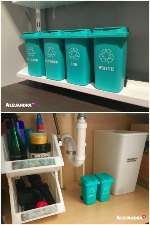 recycling-bins Malas Merapikan Rumah? Ikuti 8 Tips Anti Ribet Ini Agar Kerapihan Rumahmu Selalu Terjaga
