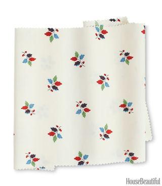 Folk Floral Fabrics Bohemian Fabrics