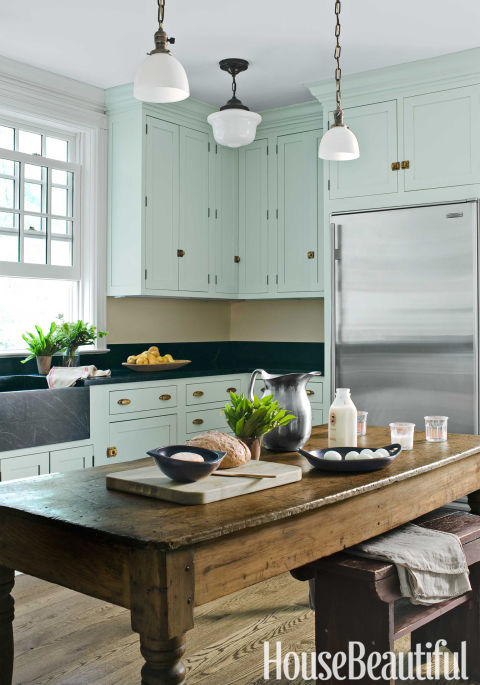 Farmhouse Kitchen Design Old Fashioned Kitchen