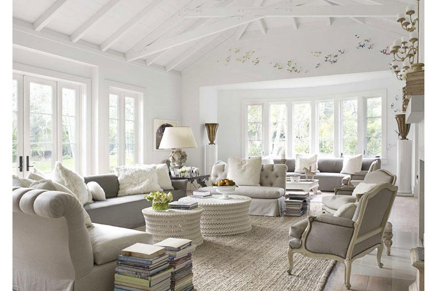 White Rooms Decor Ideas