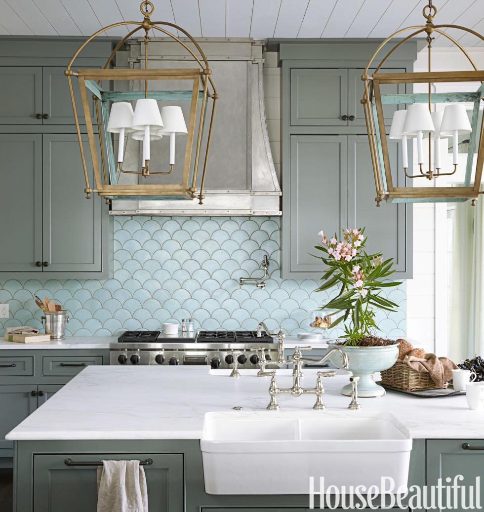 French style kitchen wall tiles. metro pug secondary kitchen white ...