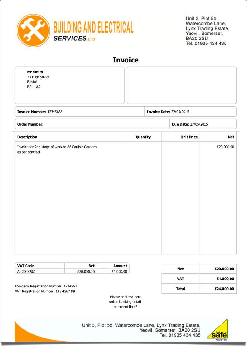 vat invoice template. invoice template with value added tax 8 free, Invoice templates