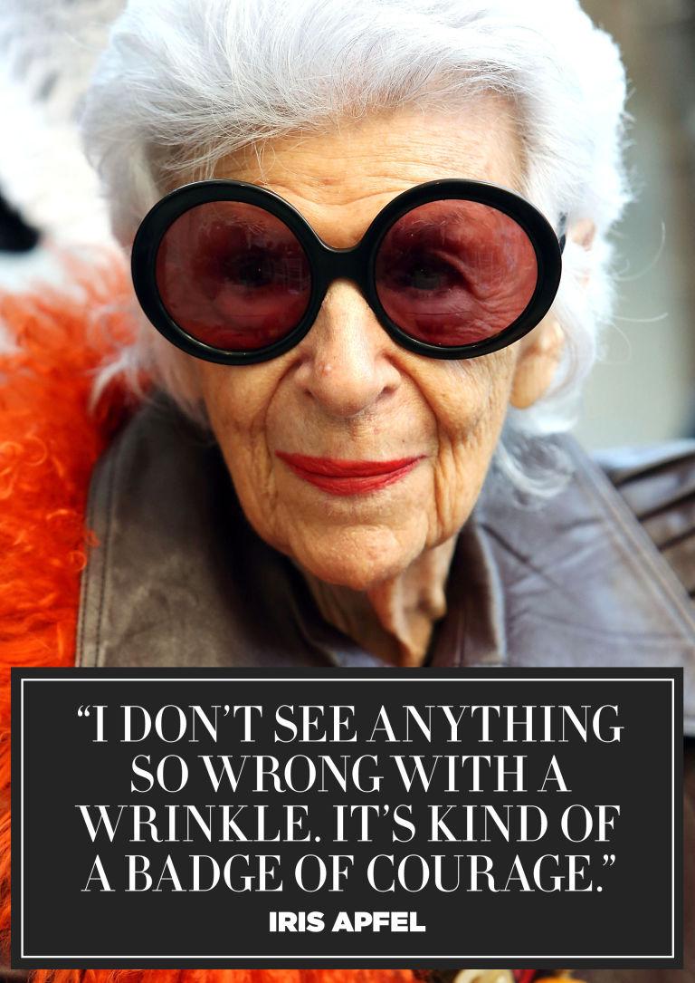 Iris Apfel a Fashion Icon and Legend