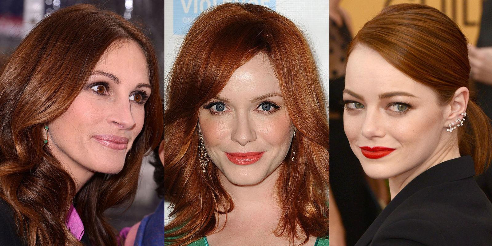 10 Best Auburn Hair Color Shades