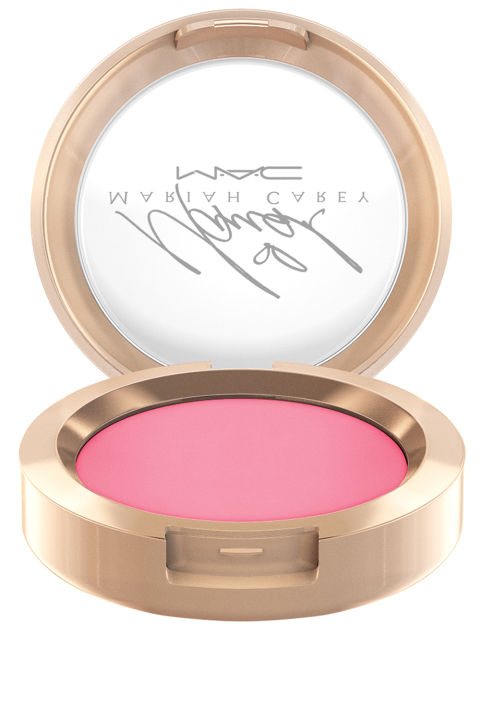 MAC Cosmetics Powder Blush in You've Got Me Feeling, $24, available December 15 at MAC Cosmetics