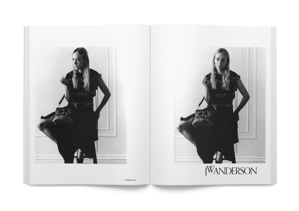 Model: Chloë Sevigny Photographer: Jamie Hawkesworth